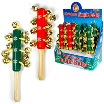 Christmas Jingle Sticks 2 Assorted  21cm