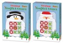 Christmas Noughts And Crosses 2 Assorted 23cm