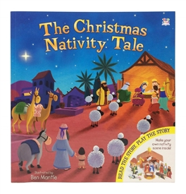 Play Along First Christmas Book
