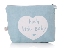 Blue Hush Baby Washbag