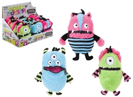 Worry Monster 3 Assorted 20cm