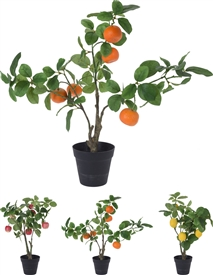 Artificial Fruit Tree 3 Assorted
