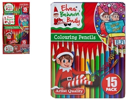 Elf Colouring Pencils