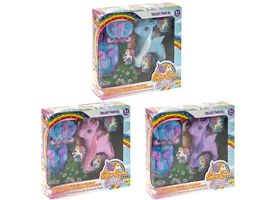 Unicorn Jewellery and Vanity Set 3 Asst
