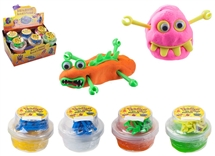 Monster Putty 6 Assorted