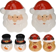 Xmas Salt & Pepper Set