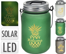 Tropical solar Jar 3 Assorted