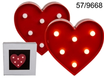 Heart LED Decoration