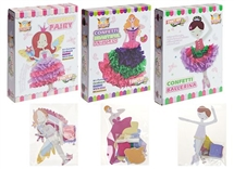 Confetti Craft Set 3 Assorted