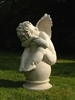 "24.5"" Cherub on Vase 20% OFF"