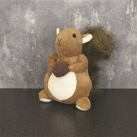 Cyril The Squirrel Doorstop 28cm