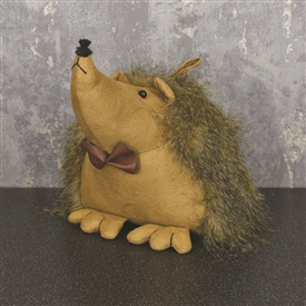 Hector The Hedgehog Doorstop 23cm