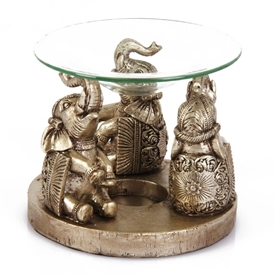 Elephant Ring Oil Burner 13cm
