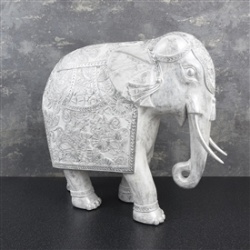 Large Elephant Ornament 38.5cm