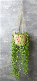 Hanging Plant In Pot 76cm