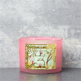 Aromatic Shea 2 Wick Candle