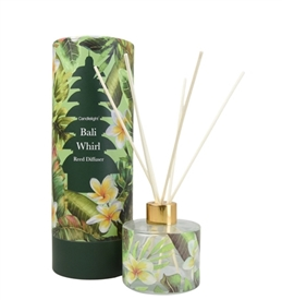 Bali Whirl Scented Reed Diffuser With Gift Box 150ml