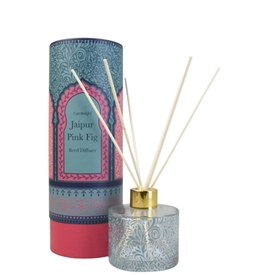 Jaipur Pink Fig Scented Reed Diffuser With Gift Box 150ml