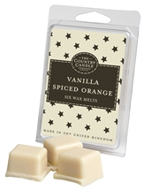 Superstars Wax Melt Bar - Vanilla Spiced Orange