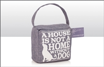 House Without A Dog Doorstop