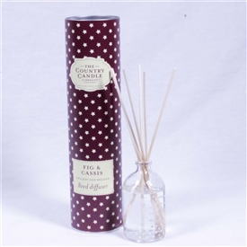 Stars Reed Diffuser - Fig & Cassis