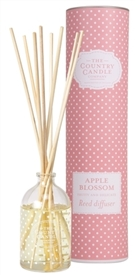 Polka Dot Reed Diffuser - Apple Blossom