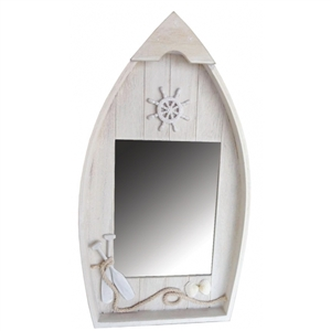 Dinghy  Mirror Wall Decoration 44cm