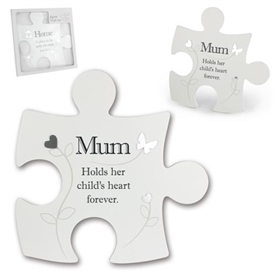 Said With Sentiment Mum Jigsaw Wall Art
