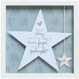 Said With Sentiment Never Forget Star Frame 27.5cm
