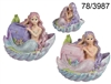 Mermaid Money Bank 2 Assorted