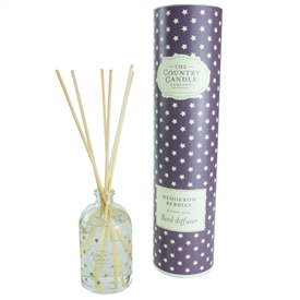 Stars Reed Diffuser - Hedgerow Berries