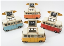 Camper Desk Tidy - 4 Assorted 20x8cm