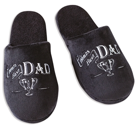 Dad Slippers Large 31cm