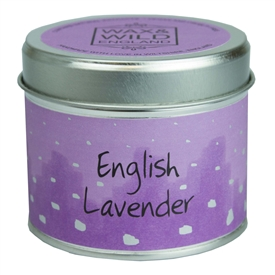 Candle in Tin - English Lavender