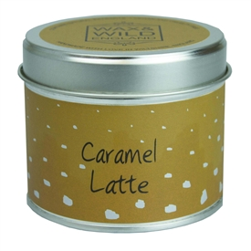 Candle in Tin - Caramel Latte