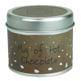 Candle in Tin - Mug of Hot Chocolate