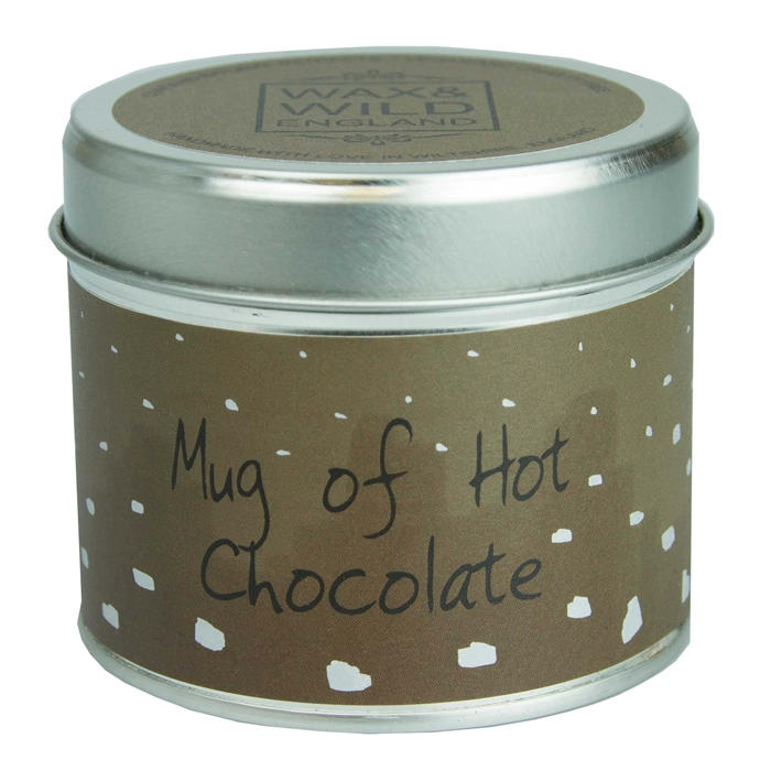 17e895319ee Candle in Tin - Mug of Hot Chocolate · Larger Photo ...