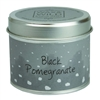 Candle in Tin - Black Pomegranate