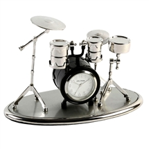 Miniature Clock Drum Set