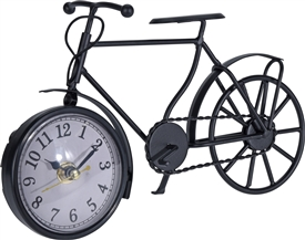 Bike Table Clock 23cm
