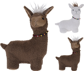 Alpaca Doorstop 2 Assorted