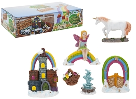 Secret Fairy Garden Fantasy Land Set