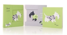 Pack Of 8 Scottie Notecards