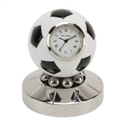 Miniature Rotating Football Clock