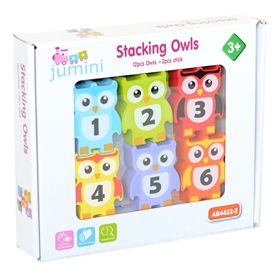 Wooden Owl Game