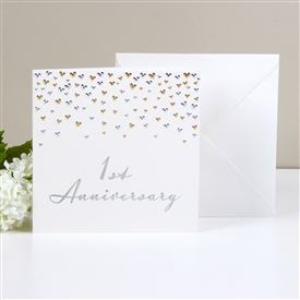 Amore Deluxe Card 1st Anniversary