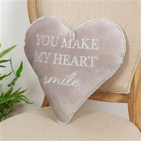 Heart Smile Cushion