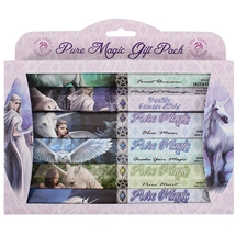 Pack Of 6 Pure Magic Insence Gift Pack