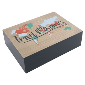 Travel Memories Box 35cm