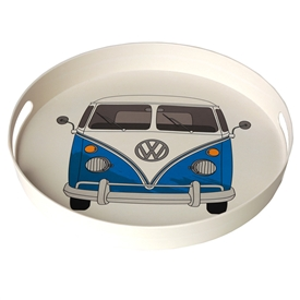 Volkswagen Blue Campervan Tray